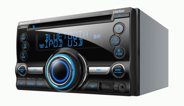 Clarion Car Stereo: The Clarion CX501 Car Stereo
